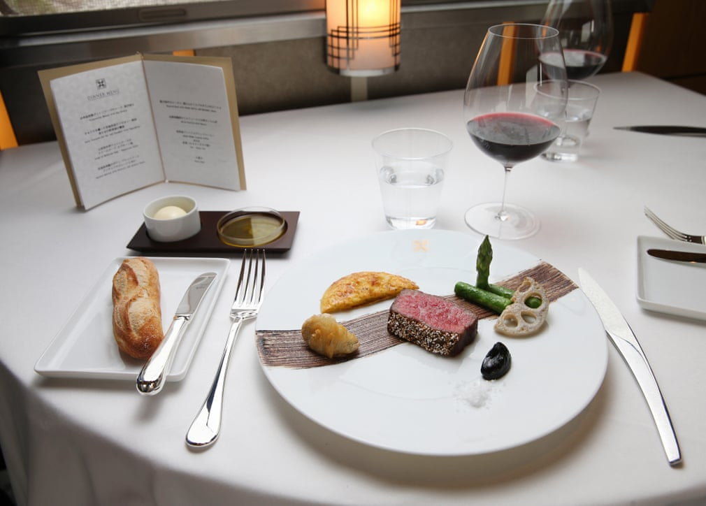 shiki-shima minimalist meal
