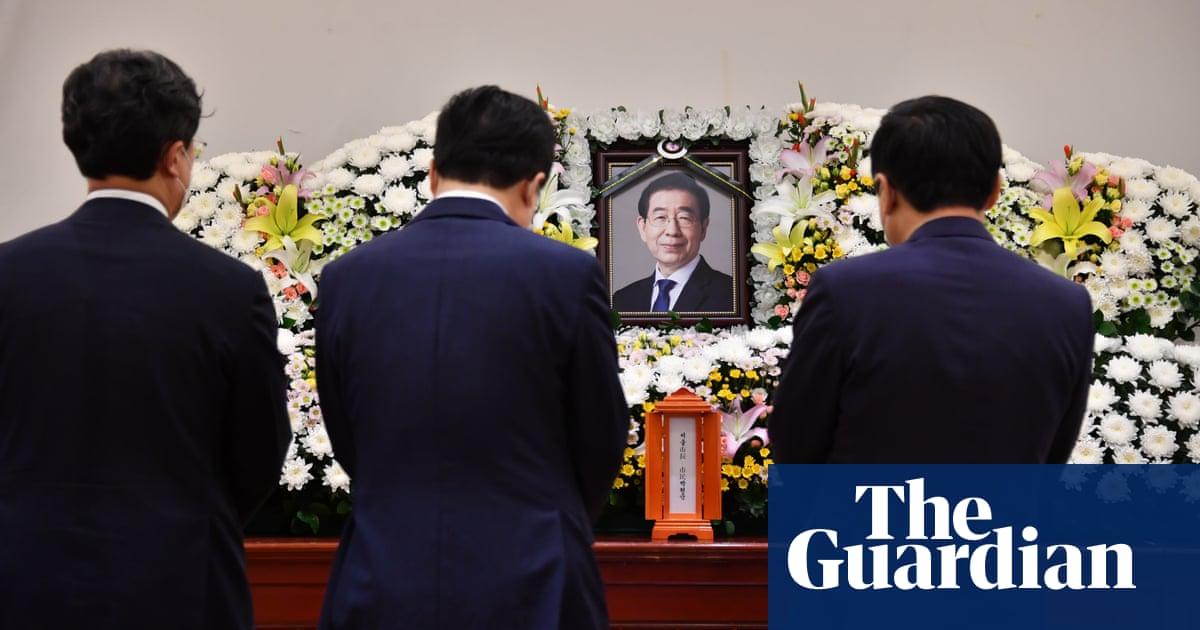 Death of Seoul mayor amid harassment claim shocks South Korea – The Guardian