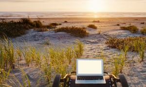 New work holidays promise all the relaxation of a break but with the chance to grow your business too.