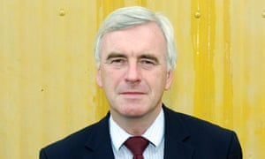 McDonnell believes peace in Northern Ireland is due to the IRA.