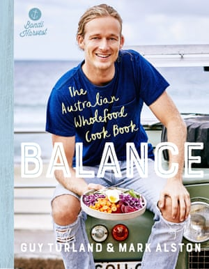Balance: The Australian Wholefood Cookbook (HarperCollins, $39.99) by Guy Turland and Mark Alston