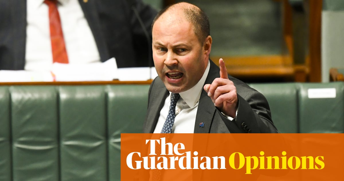Victorians deserved a bit of grace but with Josh Frydenberg's outburst adolescent rancour prevailed – The Guardian