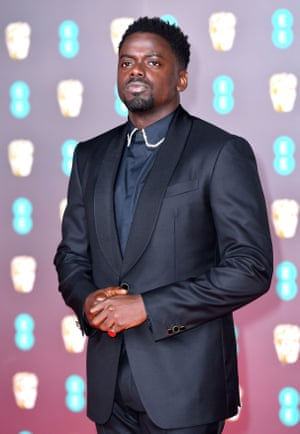 Queen and Slim actor Daniel Kaluuya is giving it some subtle welly with his embellished shirt. Without the same tradition of red carpet theatrics that womenswear can draw on, menswear has to introduce some drama where it can.