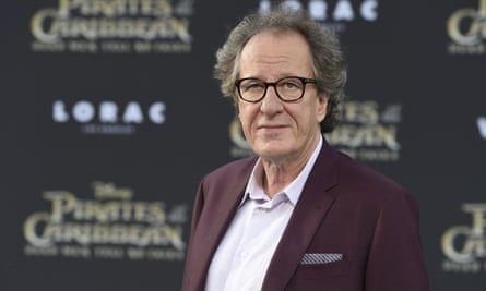 Geoffrey Rush is suing the Sydney Daily Telegraph and a journalist for defamation over articles alleging he behaved inappropriately towards a colleague.