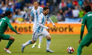 58f6b2032 Argentina s great tactical dilemma  where should Lionel Messi play ...