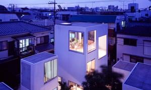 Ryue Nishizawa's Moriyama House in Tokyo