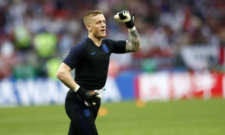Jordan Pickford takes positives from England's World Cup frustration