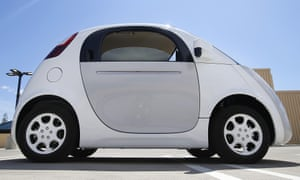 Google's new compact self-driving car