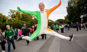 Which would have no doubt pleased Karl McCoy from Tallaght.