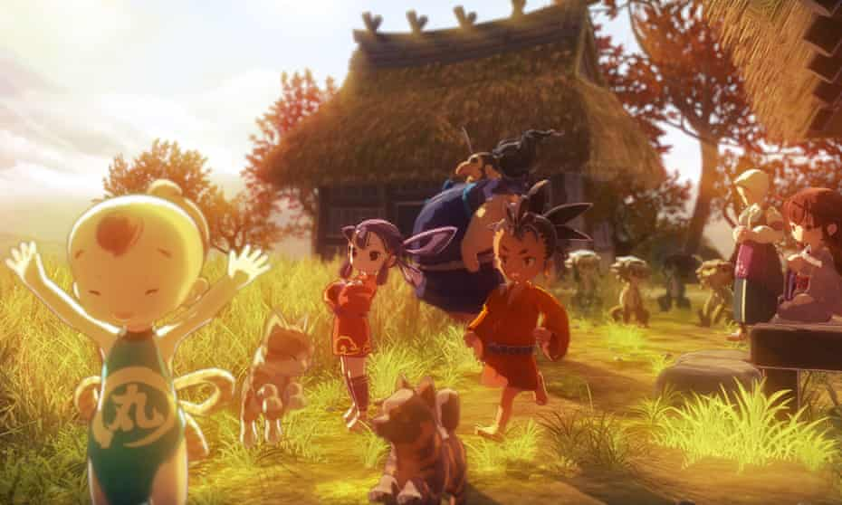 More than the sum of its parts ... Sakuna: Of Rice and Ruin.