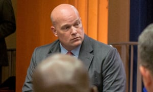 Matthew Whitaker was appointed acting attorney general after Donald Trump fired Jeff Sessions.