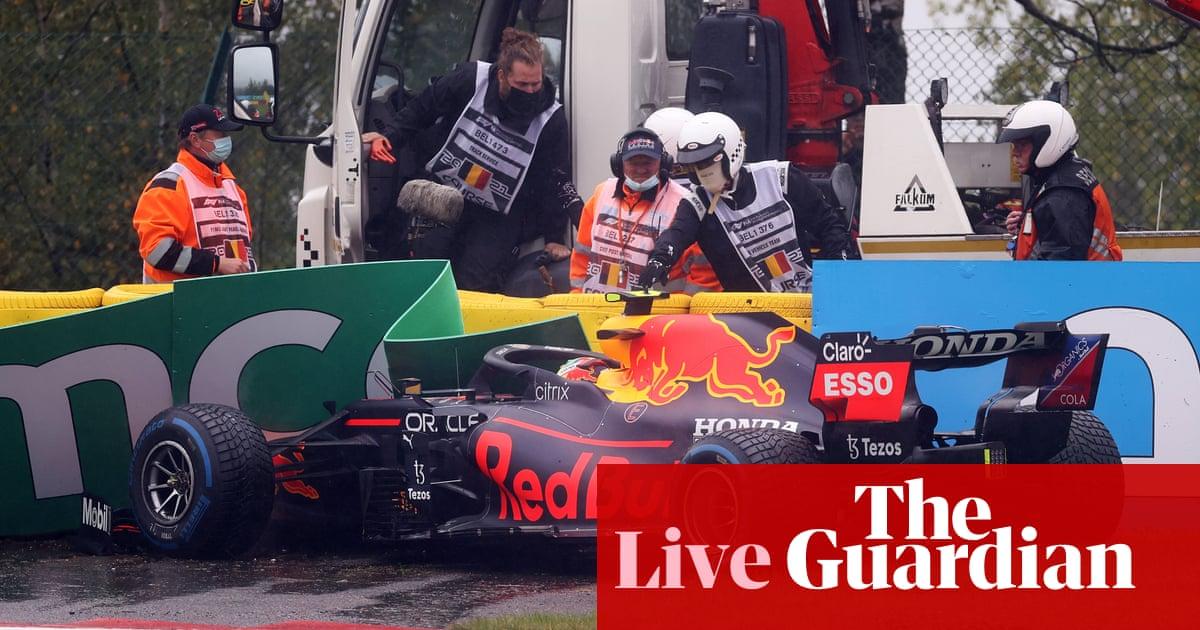 Belgian GP start delayed by rain at Spa: F1 – live updates!