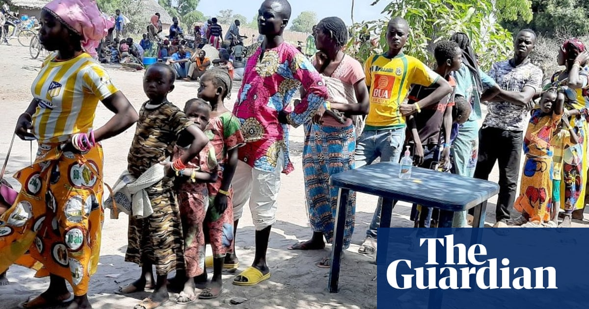 'On bad days, we don't eat': Hunger grows for thousands displaced by conflict in Chad