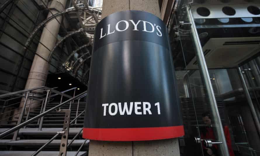 Lloyd's building