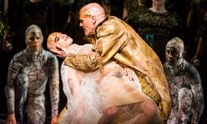 English National Opera's production of Akhnaten by Philip Glass