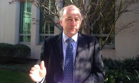 David van Gend in 2015