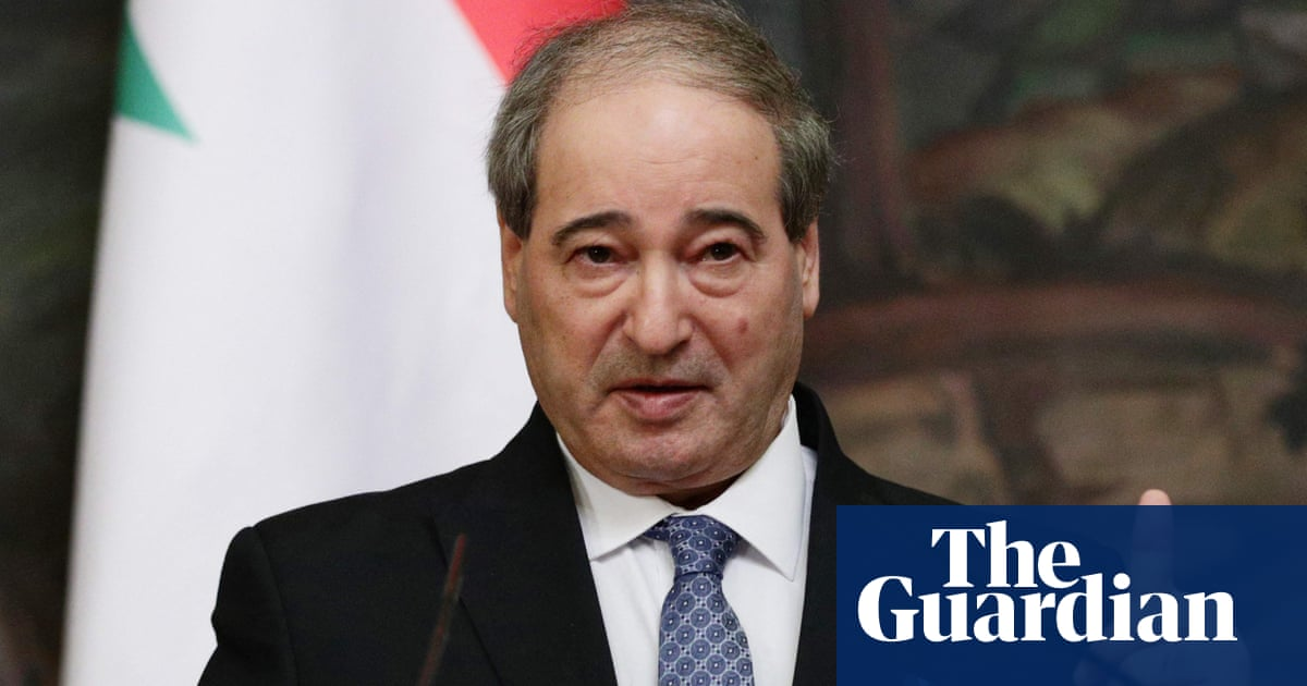 UK imposes sanctions on six senior Syria regime figures