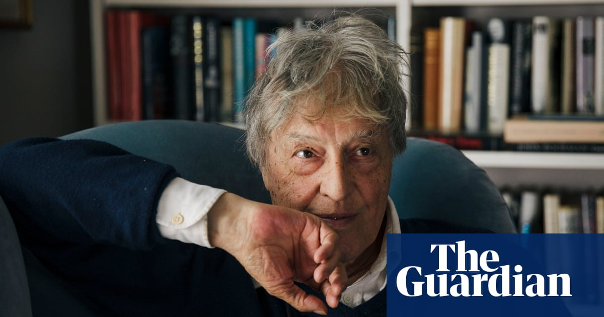 Tom Stoppard admits being at odds with 'lively' leftwing UK theatre scene