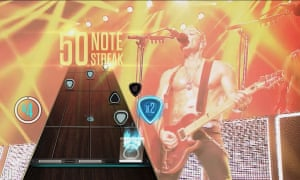 Def Leppard the first band to premiere music video via Guitar Hero video game. '