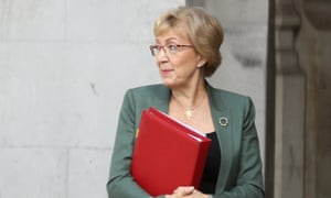 Andrea Leadsom, the leader of the House of Commons, resigned from May's cabinet on Wednesday.