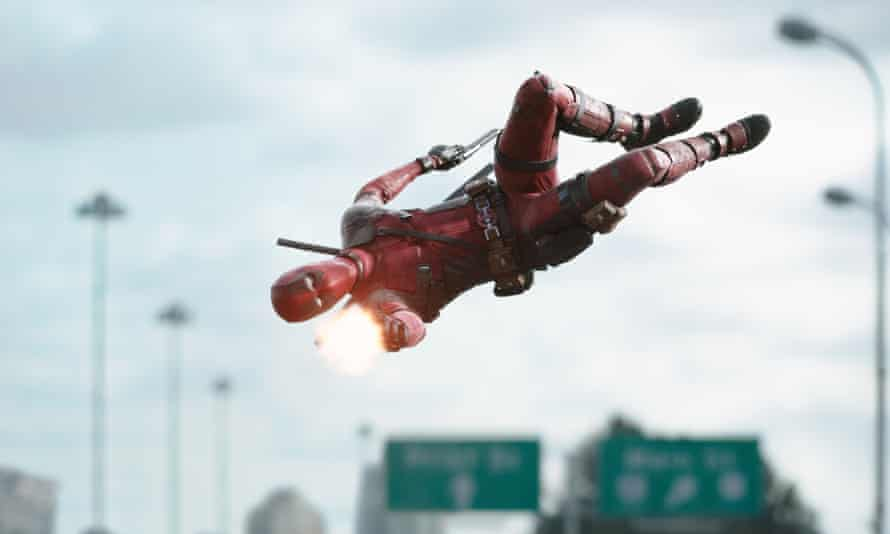 Deadpool: an assassin with accelerated healing powers. Seems plausible, right?