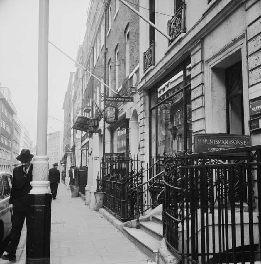 Savile Row, 1965
