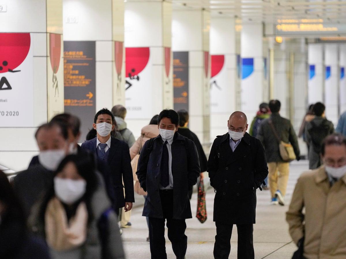 Coronavirus in japan update