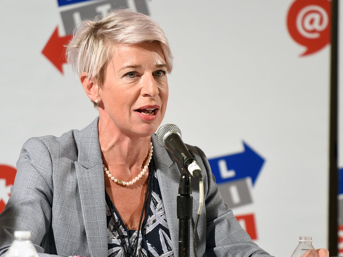 Katie Hopkins permanently removed from Twitter | Katie Hopkins | The  Guardian