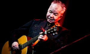 John Prine performs at John Anson Ford Amphitheatre in Hollywood last year.