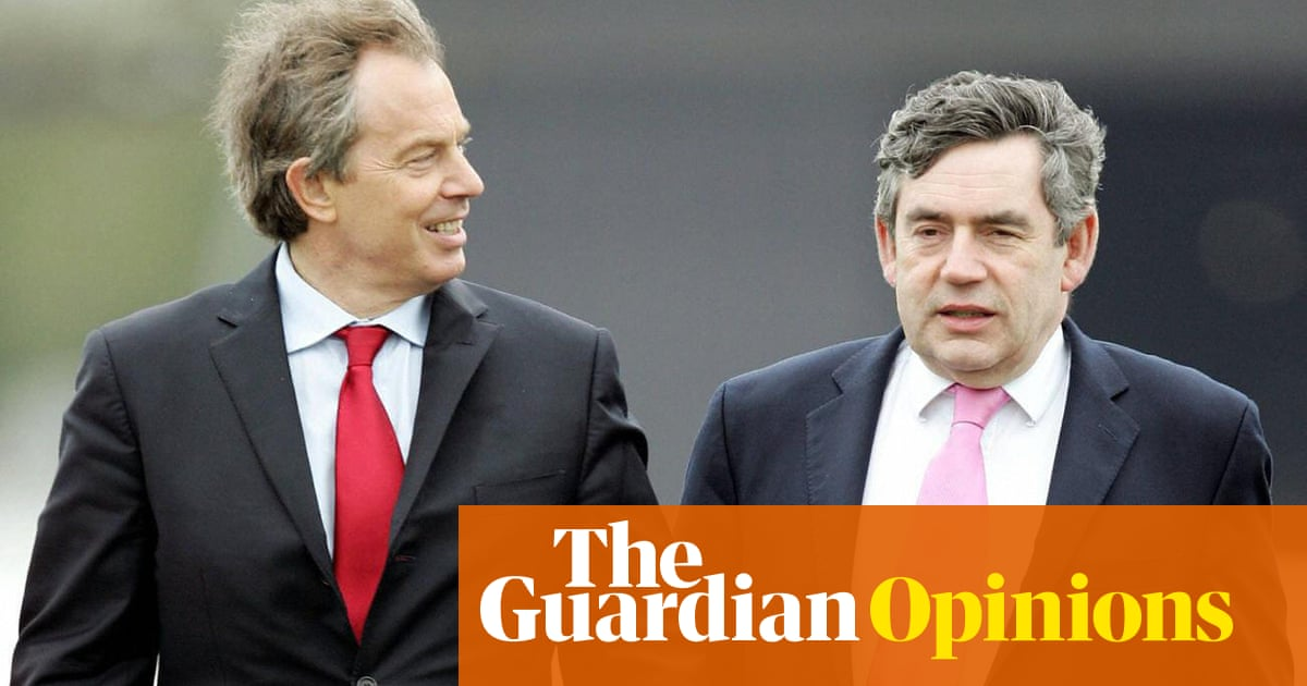 Tony Blair had it easy. Keir Starmer is in a much deeper hole