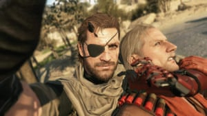 2015's MGSV: The Phantom Pain offered a new kind of open-world, and represents the pure gaming peak of Kojima's career