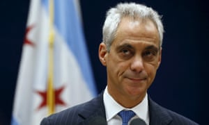 Mayor Rahm Emanuel has faced calls to step down as heads have started to roll in the city's police ranks.