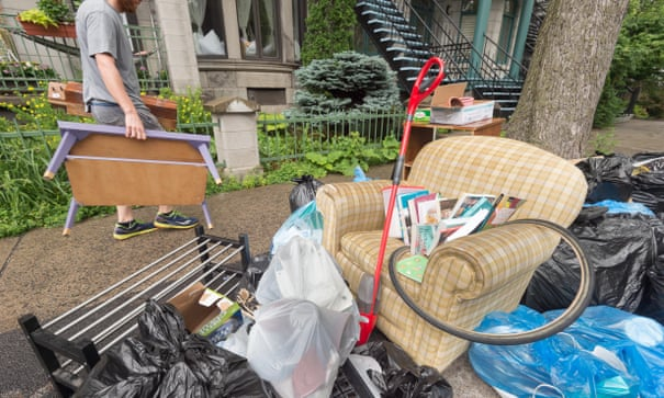 Montreal Moving Day: what happens when a whole city moves