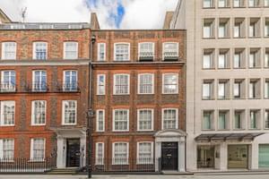 Fantasy : culdesac … Covent Garden, central London