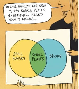 Berger & Wyse on small plates – cartoon