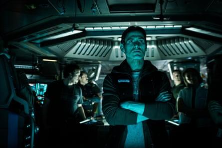 Crudup in Alien: Covenant in 2017.