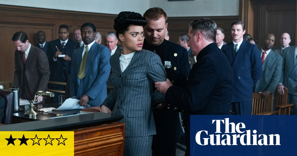 The United States vs Billie Holiday review – Lee Daniels misguided biopic | Peter Bradshaws film of the week