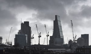 Capita cites uncertainty in financial services sector.
