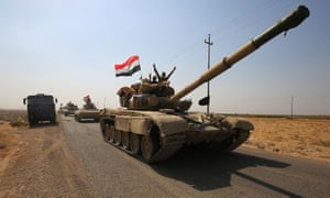 The claims refer to the weeks in which the Iraqi government forcibly took back disputed territories after a Kurdish independence referendum.