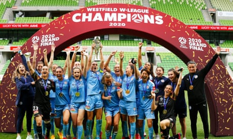 Melbourne City win W-League grand final behind closed doors