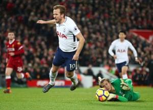 Kane goes over.