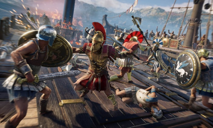 Assassin's Creed Odyssey review – an epic journey through