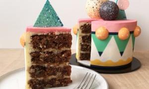 Ard Bakery's twist on a carrot cake.