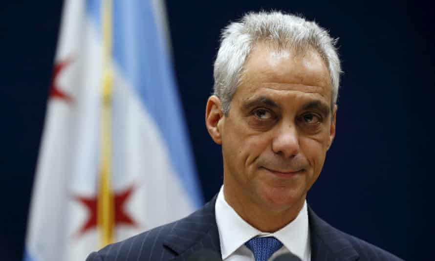 Mayor Rahm Emanuel has seen his approval rating plummet to 18% in the wake of the Laquan McDonald case.