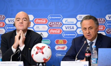 Gianni Infantino backs VARs for World Cup after Confederations Cup tests