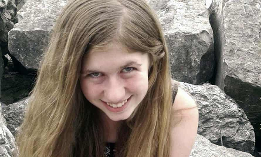 Jayme Closs was abducted from her home on 15 October after the suspect allegedly broke in and killer her parents.