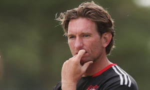 Former Essendon coach James Hird has taken a swipe at the AFL over its handling of the Adam Goodes booing saga.