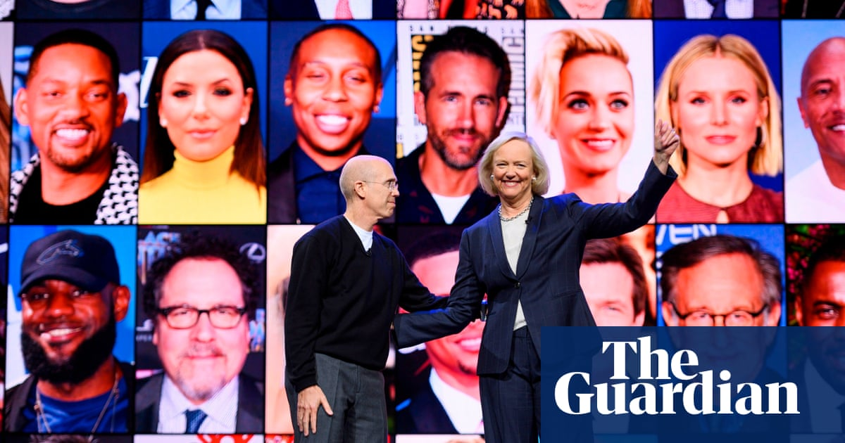 The fall of Quibi: how did a starry $1.75bn Netflix rival crash so fast?