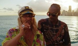 Matthew McConaughey and Snoop Dogg in The Beach Bum.