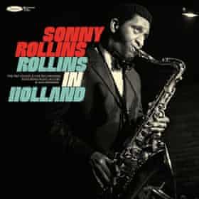 Sonny Rollins: Rollins in Holland album cover.